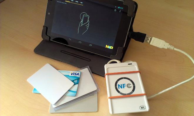 Google Nexus 7 Pwn Pad - Kali Linux - SOOM cz