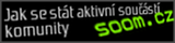 Jak aktivn� p�isp�t komunit� SOOM.cz - it security, hacking, lockpicking, programov�n�